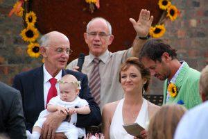 Wynand & Cariens wedding
