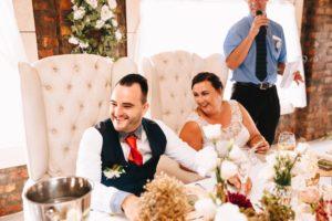 Matthew Kelleighs wedding day